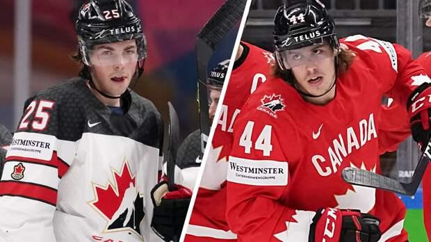 5 канадцев, которых стоит бояться России. Будущий первый номер драфта, надежда клуба НХЛ из Калифорнии