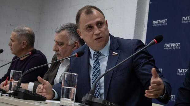 Депутат Госдумы Вострецов одобрил антиинфекционную стратегию Роспотребнадзора