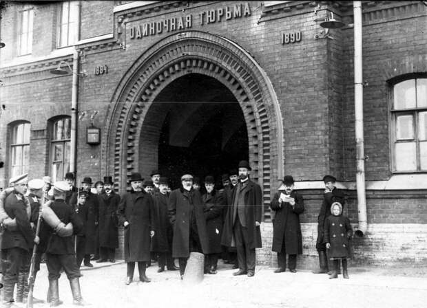 Страшная подмена в тюрьме : Коломна. 1892 год