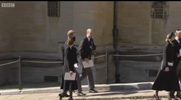 Кейт Миддлтон помогла принцам Уильяму и Гарри поговорить