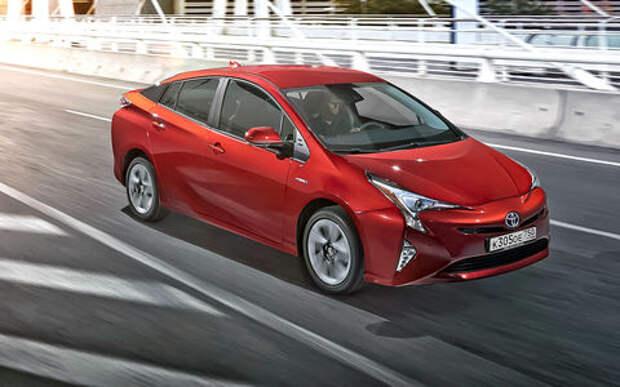 Новый Toyota Prius: сколько-сколько он стоит?!