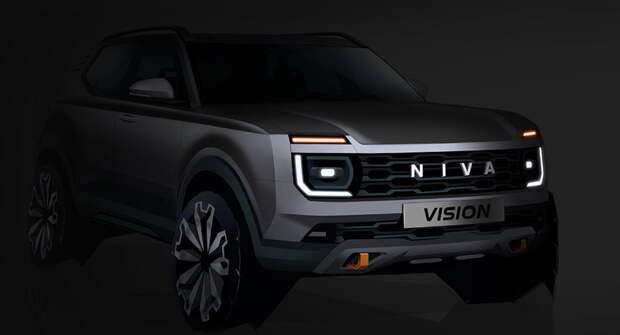Глава АвтоВАЗа анонсировал появление нового поколения Niva