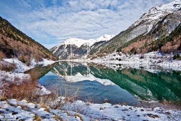 """Национальный парк """"Французские Пиренеи"""" европа, красоты, национальные парки, природа"""