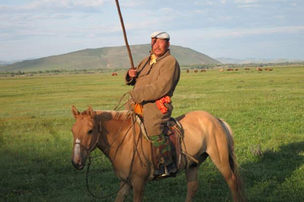 Дожди направили монголов на Русь