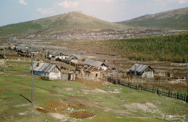 Как на самом деле выглядела Москва при Сталине.