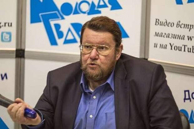 Сатановский: Хочется послать США подальше в максимально грубой форме