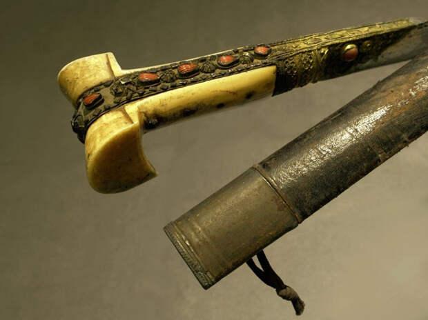 Ятаган: смертельный клинок янычар