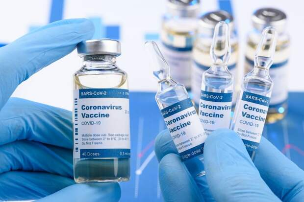 Роспотребнадзор оценил эффективность вакцин против новых штаммов COVID-19