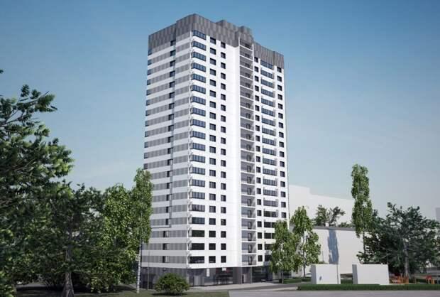 Жилой дом по программе реновации на Клязьминской введут в следующем году