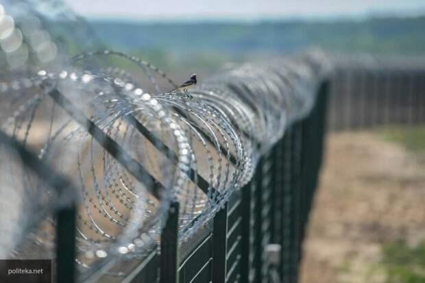 Украина отложила достройку «стены Яценюка» до 2025 года