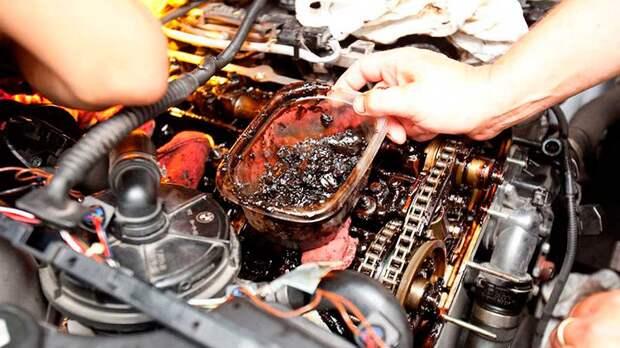 Адская жара: когда закипает моторное масло