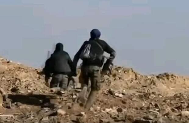 Боевики атаковали позиции правительственных сил Сирии в Идлибе