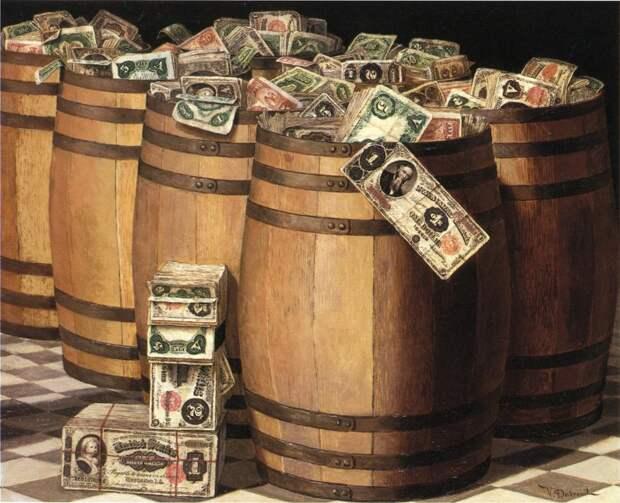 Плохие предчувствия по поводу рубля