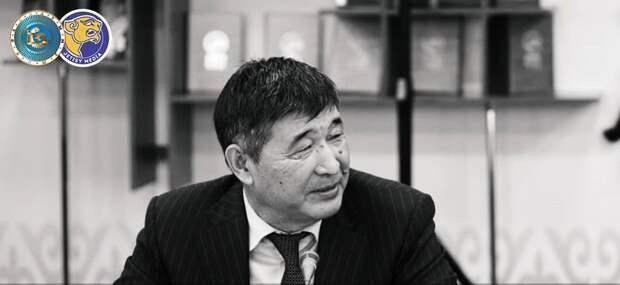 Скончался заместитель акима Алматинской области Серикжан Бескемпиров