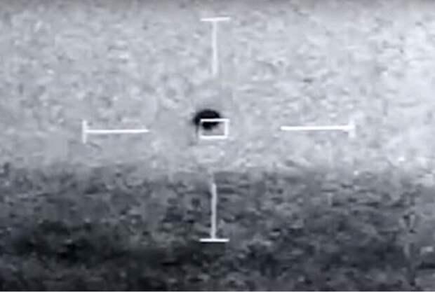 """Падающий в океан на глазах у моряков """"сферический"""" НЛО сняли на видео"""