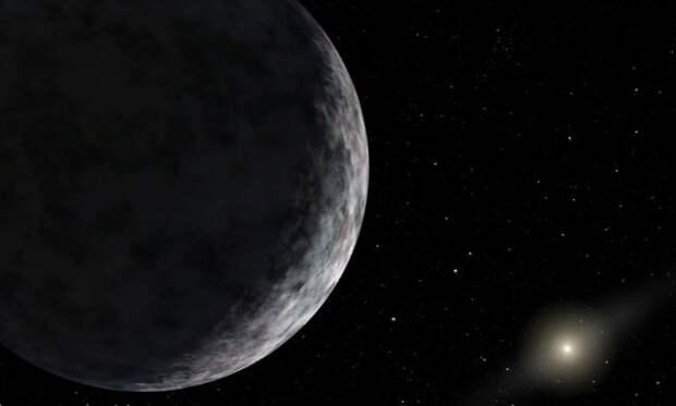 Астрономы обнаружили самый далекий космический объект в Солнечной системе