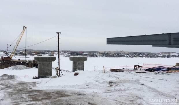 В суд на подрядчика строительства моста через Тагильский пруд подала мэрия