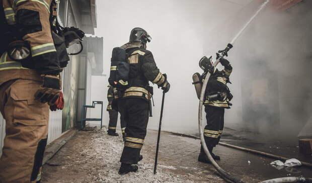 ВВолгоградском ресторане «Вилла Капри» произошел пожар