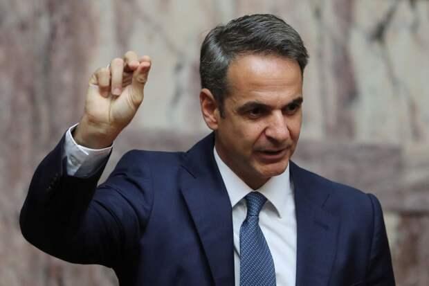 Греция вооружается – в Средиземноморье неспокойно