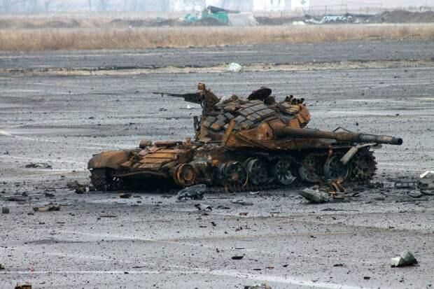 Российский военкор описал наблюдающуюся ситуацию в Донбассе