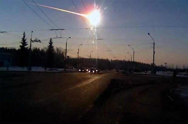 Что на самом деле представлял из себя Челябинский метеорит (видео)