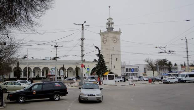 Запрещено приезжать в Крым без разрешения