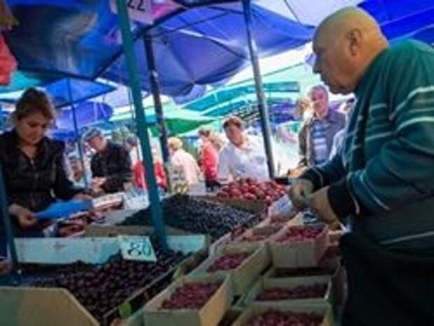 Госдума предлагает вернуть фермерам рынки