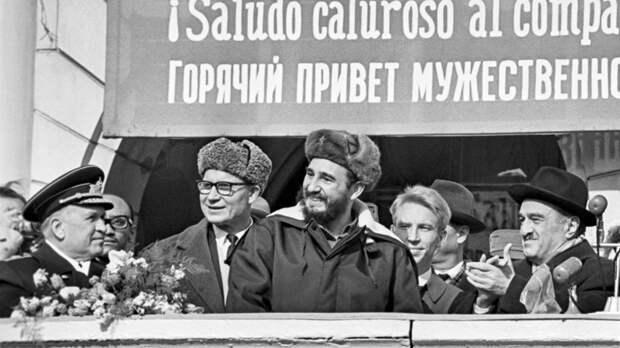 Как Фидель Кастро посетил Русский Север