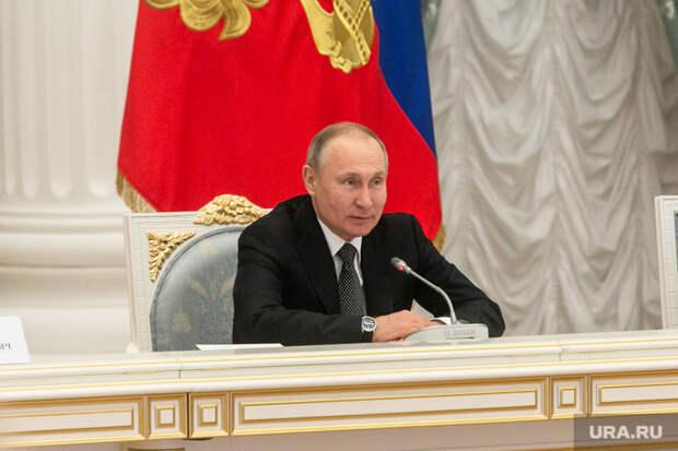 Путин заявил озачистках наУкраине после ареста своего кума