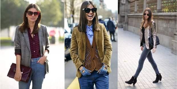 Что надеть под пиджак женщине: советы стилистки