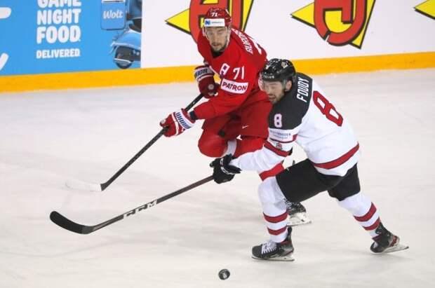 Форвард Бурдасов: сборная России по хоккею приняла поражение по-мужски