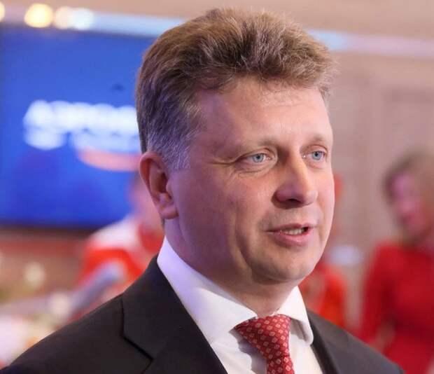 Беглов выдвинул кандидатуру экс-главы Минтранса на пост своего зама