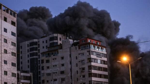 ЦАХАЛ опровергла информацию о наземной атаке сектора Газа