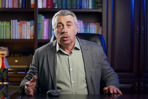 Доктор Комаровский призвал научиться жить в сквозняках и объяснил их пользу