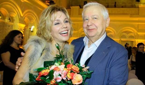Марина Зудина откровенно об алкоголе и антидепрессантах после смерти Олега Табакова
