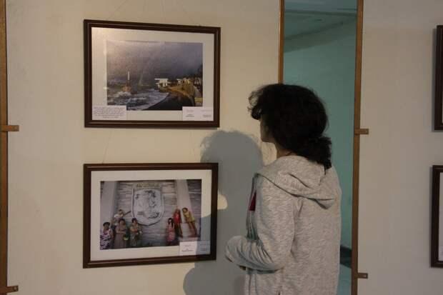 Выставка в Израиле и Палестине