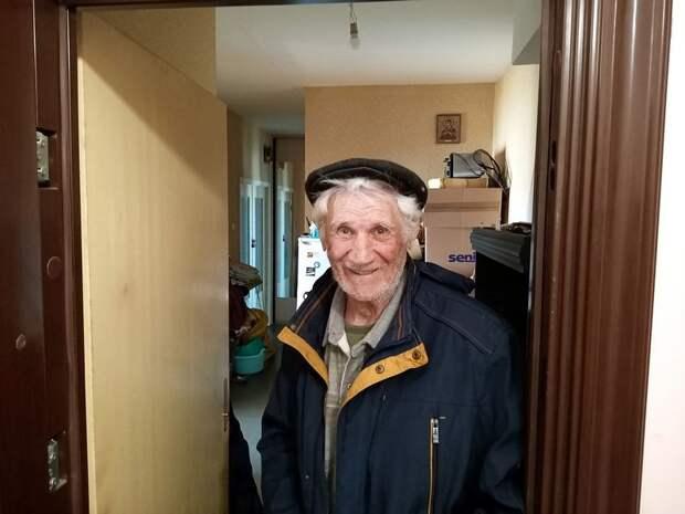 Петрозаводчане помогли вернуться домой дедушке, который забыл свой адрес