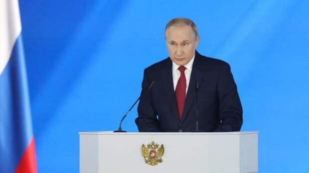 Политолог раскрыл детали предстоящего послания Путина Федеральному собранию