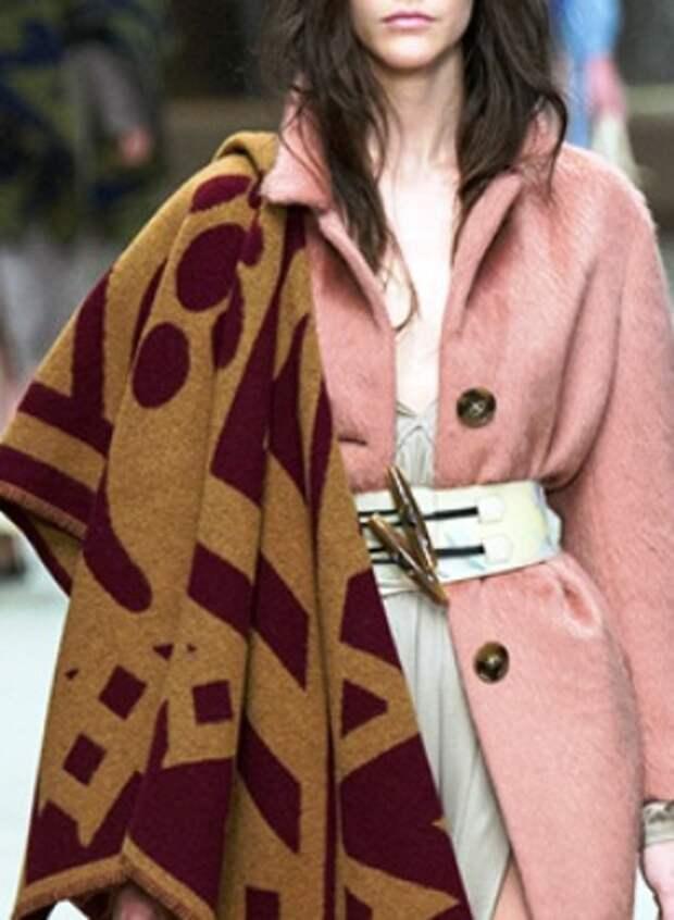 Изюминка и украшение вашего образа -- модные женские шарфы сезона осень-зима 2016-2017