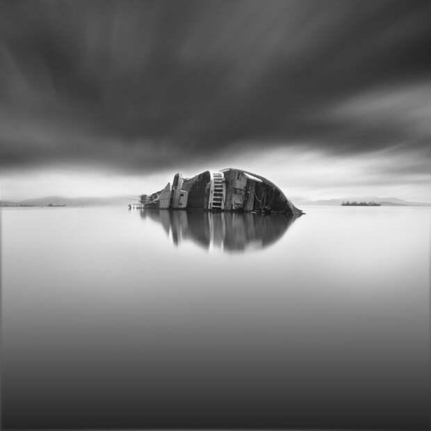 ФОТОВЫСТАВКА. Vassilis Tangoulis: черно-белый мир