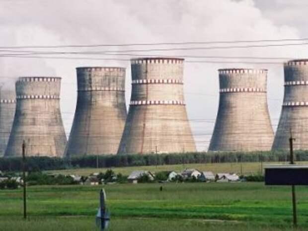 Украинские АЭС защищены от терактов - МВД