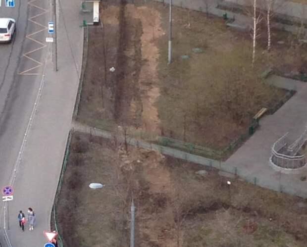 ЦОДД обещает привести в порядок улицу Гризодубовой до конца июля