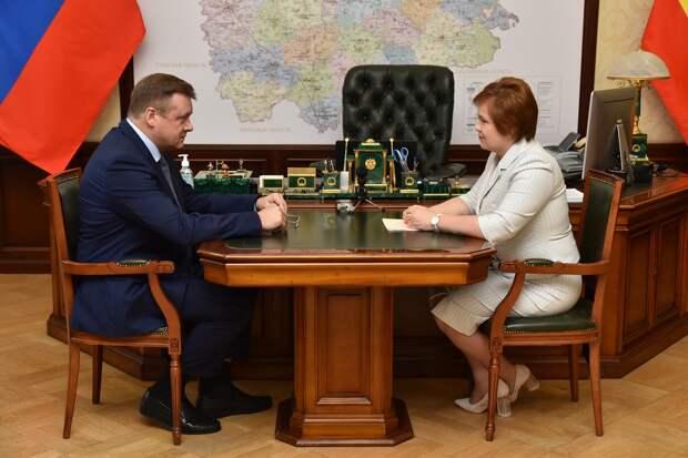 Любимов пообещал дополнительное финансирование на благоустройство рязанских дворов