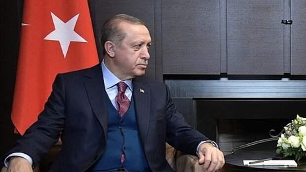"""Эрдоган назвал Израиль """"террористическим государством"""" на фоне конфликта с палестинцами"""
