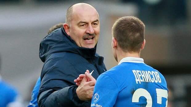 Денисов рассказал, как Черчесов хотел побить его: «Он мне показал на душ, но я интеллигентно отказался»