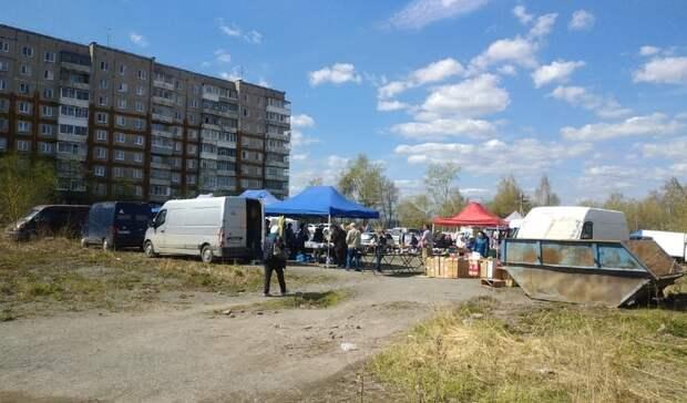 Сельскохозяйственная ярмарка переехала отДК«Юбилейный» наВМЗ вНижнем Тагиле