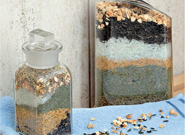 Ароматные идеи для ванной и бани
