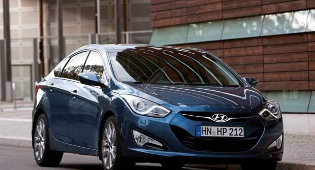 Hyundai i40 — красивый и доступный корейский седан