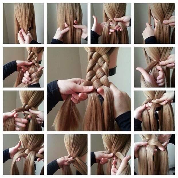 Плоская коса