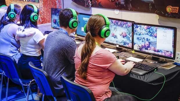В России зафиксировали бум игровой индустрии